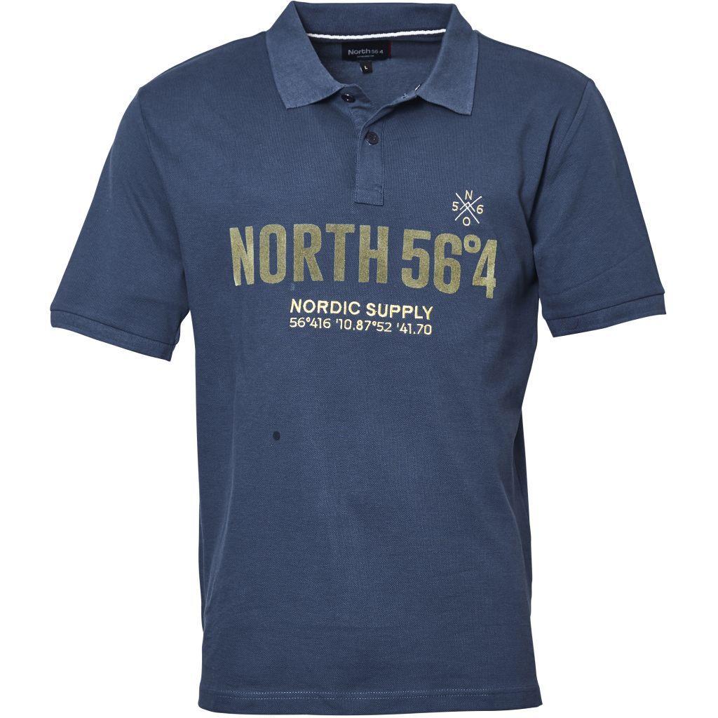 North 56.4 North 56.4 Polo Shirt S/S
