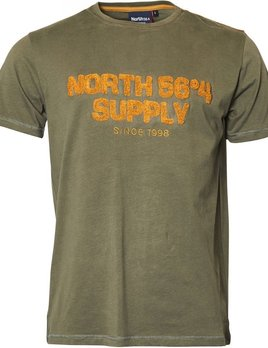 North 56.4 NORTH 56.4 T-SHIRT S/S