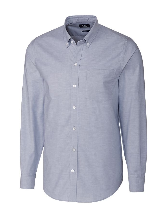 Cutter & Buck L/S Streach Oxford