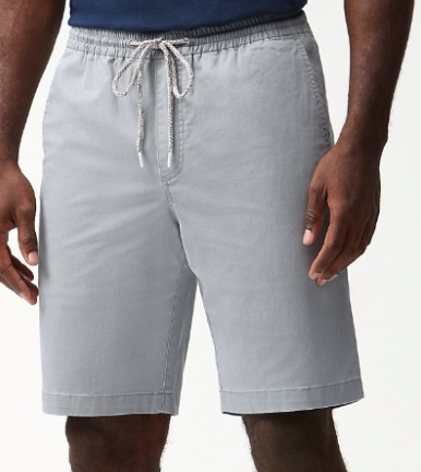 TOMMY BAHAMA TOMMY BAHAMA LIGHTWEIGHT BORACAY PULL-ON SHORT
