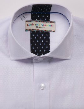 Luchiano Visconti LV LITTLE DIAMON S/S SHIRT