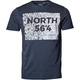 North 56.4 NORTH 56.4 T-SHIRT