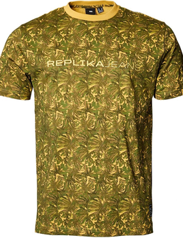 Replika Jeans REPLIKA ALLOVER PRINTED T-SHIRT
