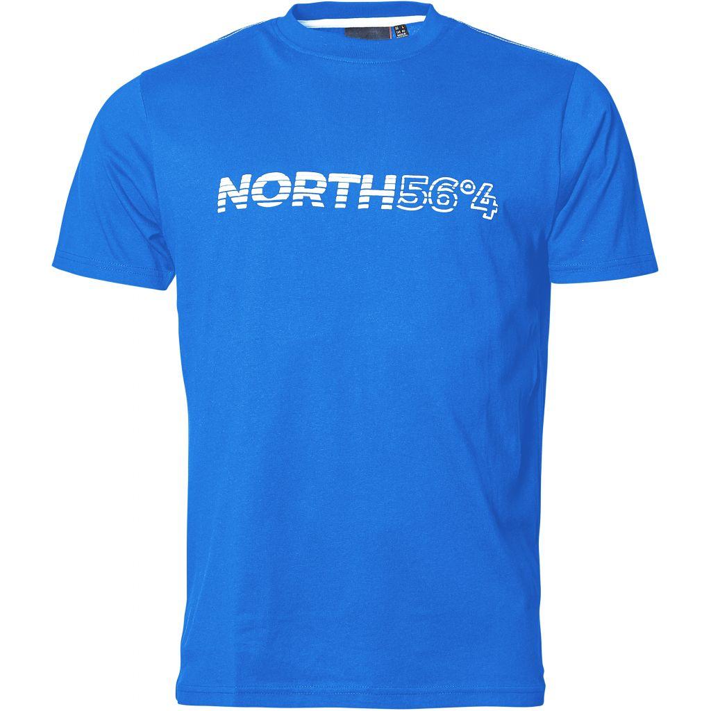 North 56.4 NORTH 56.4 PRINTED T-SHIRT