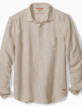 TOMMY BAHAMA TOMMY BAHAMA L/S SEA GLASS BREEZER