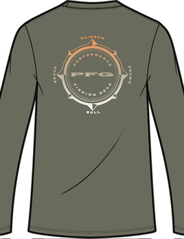 Columbia COLUMBIA TERMINAL TACKLE PFG COMPASS L/S SHIRT