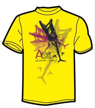 Saltwater Junkie Saltwater Junkie Picua T-shirt