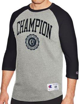 Champion CHAMPION HERITAGE RANGLAN BASEBALL TEE