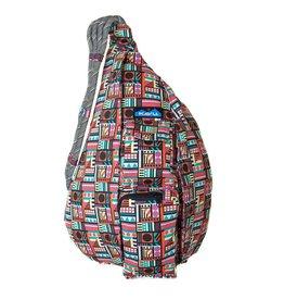 Kavu Rope Bag-Geometry