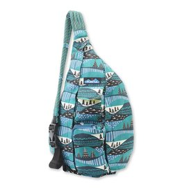 Kavu Rope Bag-Winterscape