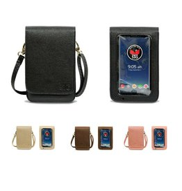 SAVE THE GIRLS METRO RFID TOUCH SCREEN PURSE