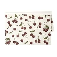 HESTER AND COOK CHERRIES PAPER PLACEMATS