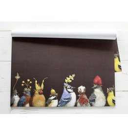 HESTER AND COOK BACKYARD PARTY PAPER PLACEMATS