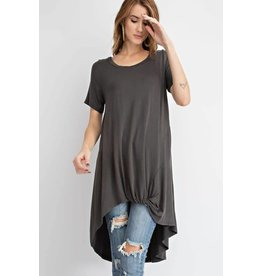 DO THE TWIST TUNIC  TOP