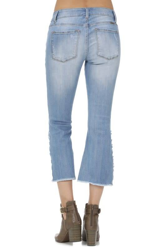 KAN CAN MIDCALF JEANS 6224L