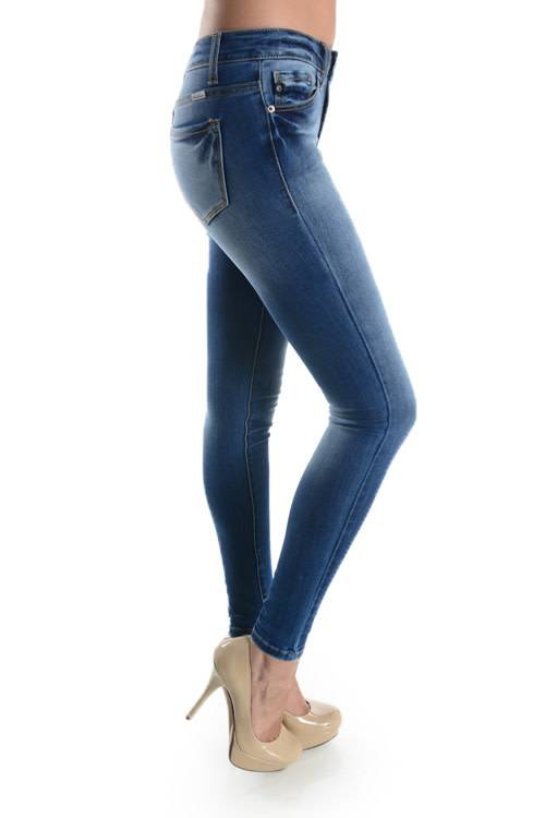 KAN CAN SKINNY JEANS 7085YT
