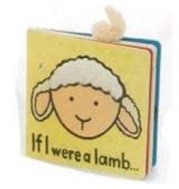 Jelly Cat BOOK - IF I WERE A LAMB