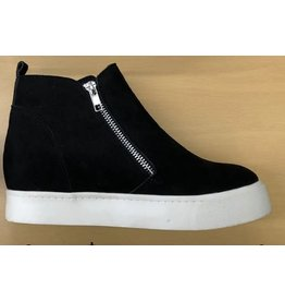 Double Zipper Taylor Hightops