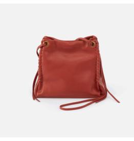 HOBO BOLERO 70S INSPIRED CROSSBODY SIENNA RED