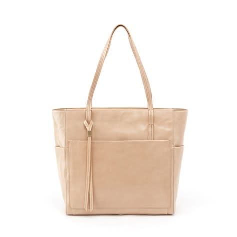 HOBO HERO TOTE BAG PARCHMENT