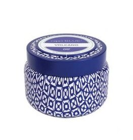 capri blue 8.5OZ PRINTED TRAVEL TIN VOLCANO NO 6