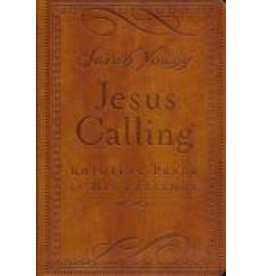 THOMAS NELSON JESUS CALLING DELUXE EDITION BY SARAH YOUNG