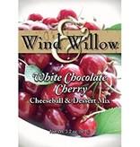 Cherry White Chocolate Cheeseball Mix