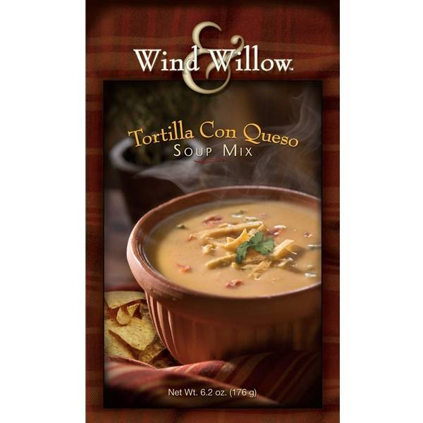TORTILLA CON QUESO SOUP MIX