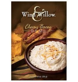 WIND & WILLOW INC CHEESY BACON DIP MIX