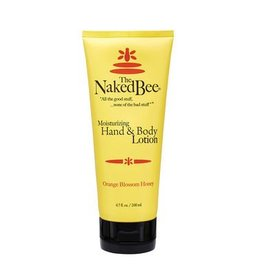 Naked Bee 6.7 OZ ORANGE BLOSSOM HONEY HAND BODY LOTION