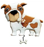 ALLEN CLOCKS ALLEN CLOCK SPIKE DOG