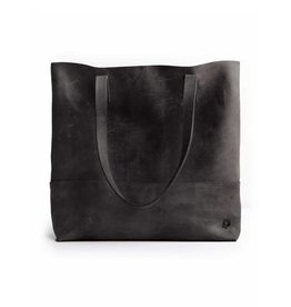 Fashionable Fashionable Mamuye Leather Tote - Black