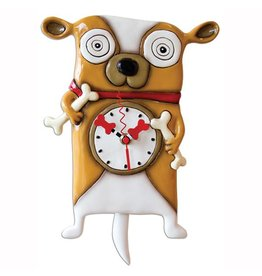 ALLEN CLOCKS ALLEN CLOCK ROOFUS (DOG)