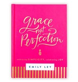 GRACE NOT PERFECTION-book
