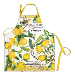 MICHEL LEMON BASIL APRON