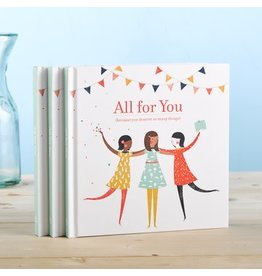 COMPENDIUM ALL FOR YOU BOOK