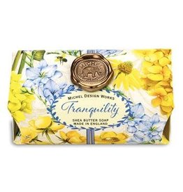 TRANQUILITY LARGE BATH SOAP BAR