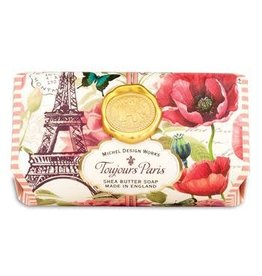 TOURJOURS PARIS LARGE BATH SOAP BAR