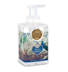 MICHEL PEACOCK FOAMING SOAP