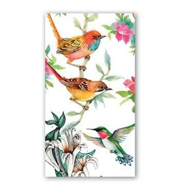 MICHEL BIRD SONG HOSTESS NAPKIN