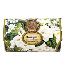 MICHEL BOUQUET LARGE BATH SOAP BAR