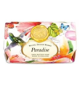 MICHEL PARADISE LARGE BATH SOAP BAR