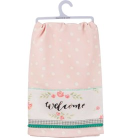 Dish Towel - Welcome