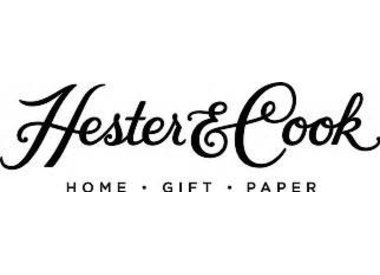 HESTER AND COOK