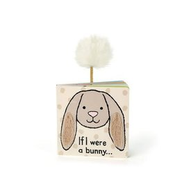 Jelly Cat IF I WERE A BUNNY BOOK