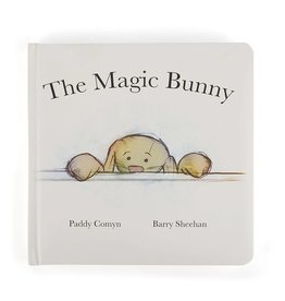 Jelly Cat BOOK- THE MAGIC BUNNY