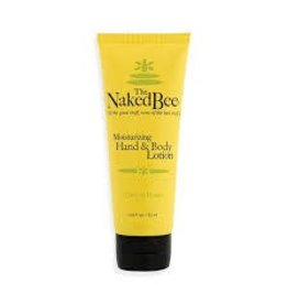 Naked Bee 2.25 OZ CITRON & HONEY HAND AND BODY LOTION