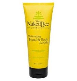 Naked Bee CITRON & HONEY HAND & BODY LOTION 6.75OZ