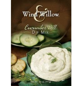 WIND & WILLOW INC CUCUMBER DILL DIP MIX