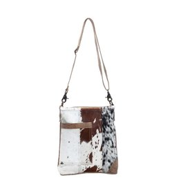 HAIR-ON SHOULDER BAG